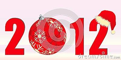 Christmas themed 2012