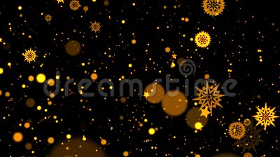 Christmas themed animated background with particles. Holiday bn of 2020 text on reflection background. 3D rendering. Christmas themed animated background with vector illustration