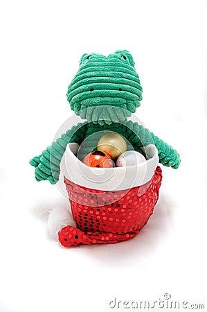 Free Christmas Toys Royalty Free Stock Photo - 17248525
