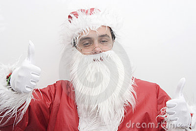 Christmas traditional Santa Claus