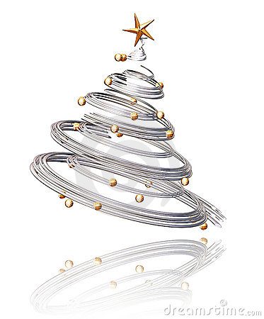 Free Christmas Tree Royalty Free Stock Image - 1084446