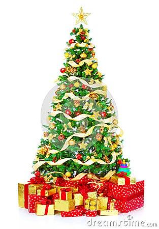Free Christmas Tree Stock Photography - 11637612