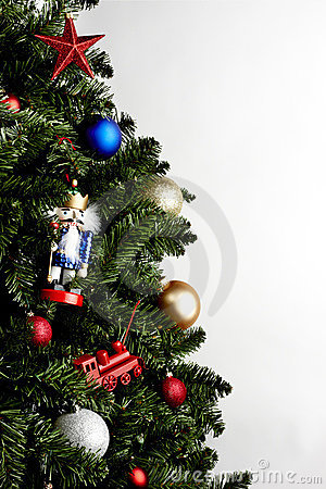 Free Christmas Tree Royalty Free Stock Photos - 11821508