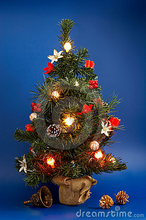 Free Christmas Tree Stock Photo - 1612580