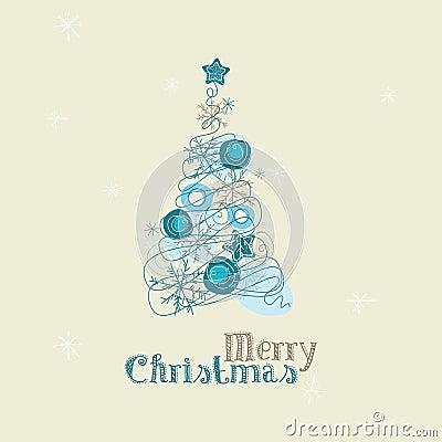 Free Christmas Tree Royalty Free Stock Photos - 17382488