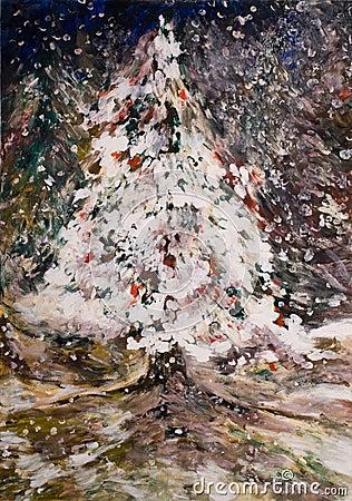 Christmas tree#18