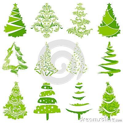 Free Christmas Tree Stock Photography - 20609702