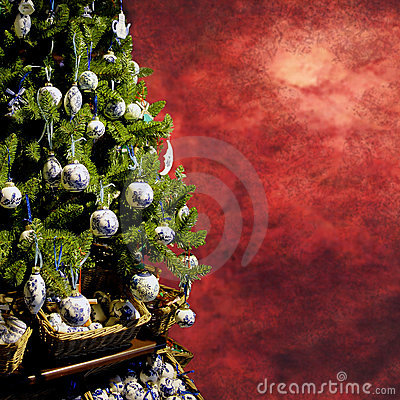 Free Christmas Tree Stock Photography - 2775692