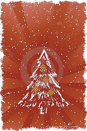 Free Christmas Tree Royalty Free Stock Image - 3384516