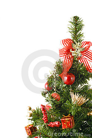 Free Christmas Tree Royalty Free Stock Photos - 3667278