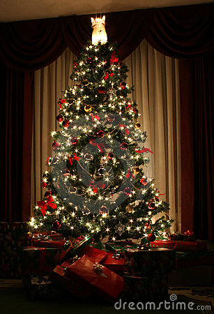 Free Christmas Tree Stock Photos - 4521433