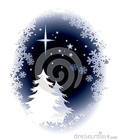 Free Christmas Tree Stock Photography - 6734292