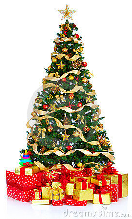 Free Christmas Tree Royalty Free Stock Photos - 7014808