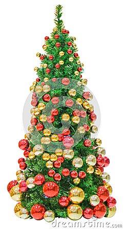 Free Christmas Tree Stock Image - 7110401