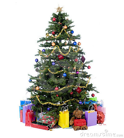 Free Christmas Tree Royalty Free Stock Photography - 7202337