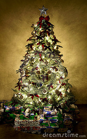 Free Christmas Tree Stock Image - 769071