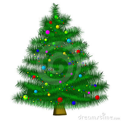 Christmas tree (AI format available)