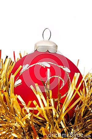 Christmas-tree decorations balls