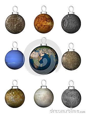 Christmas-tree decorations_planets