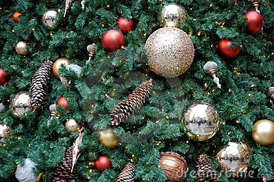 Christmas Tree Dedorations