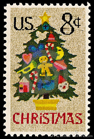 Christmas Tree in Needlepoint Issue