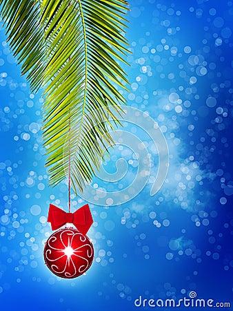Free Christmas Tree Ornament Royalty Free Stock Photo - 17460655