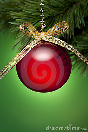 Free Christmas Tree Ornament Background Stock Photos - 17132973