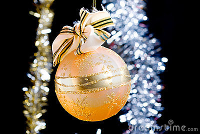 Christmas tree ornaments,
