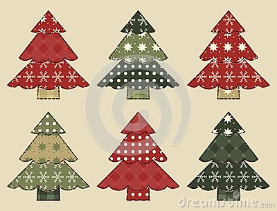 Christmas tree  set 3