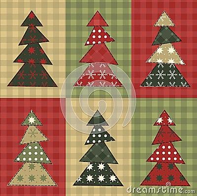 Christmas tree  set 7