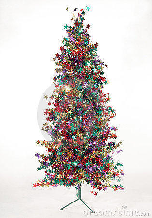 Christmas Tree of Stars