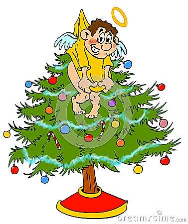 Christmas Tree Topper Angel