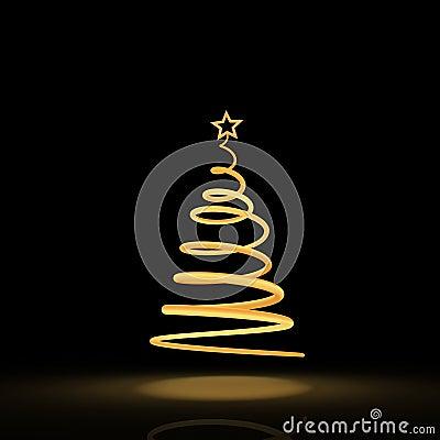Free Christmas Tree4 Stock Image - 11960781