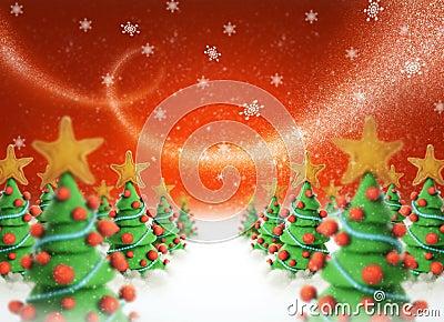 Christmas trees 2011