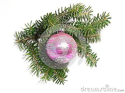 Christmas twig