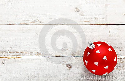 Christmas or Valentines decoration