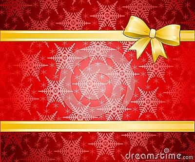 Christmas wallpaper pattern