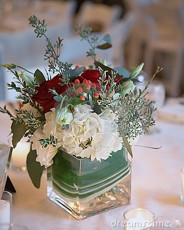 Free Christmas Wedding Flowers Stock Photography - 18826342