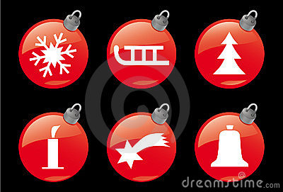 Christmas and Winter Icons #1