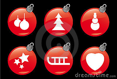 Christmas and Winter Icons #2