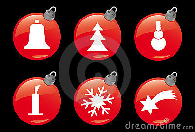 Christmas and Winter Icons #3