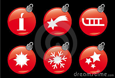 Christmas and Winter Icons #4