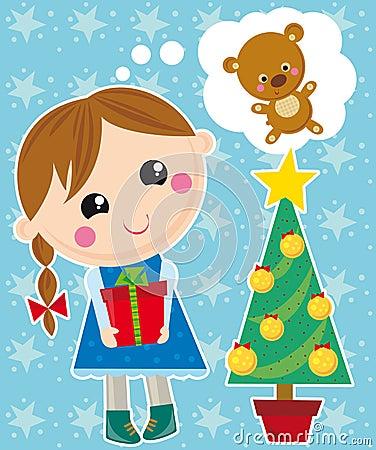 Free Christmas Wish Stock Image - 7262791