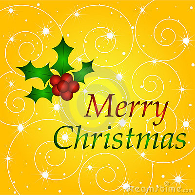 Christmas wishes - VECTOR