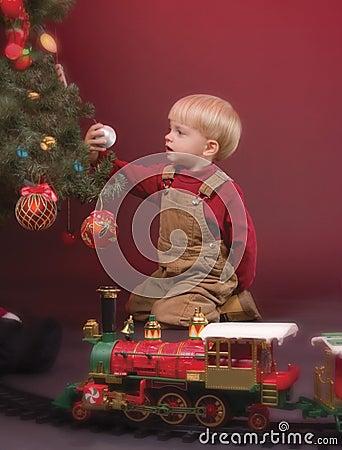 Free Christmas Wonderment Royalty Free Stock Photos - 392788