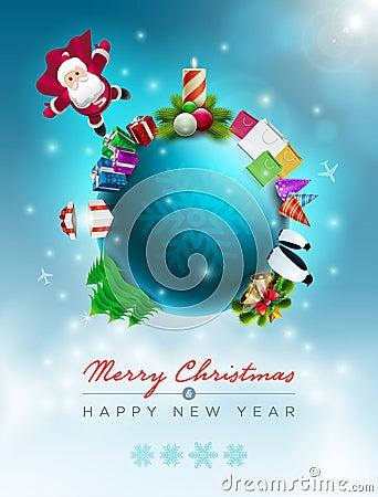 Free Christmas World Stock Photos - 34170983