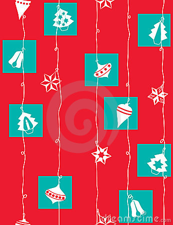 Christmas Wrapping Paper Stock Photography - Image: 10890472
