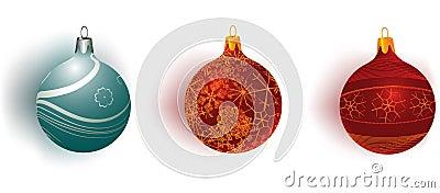 Christmass balls