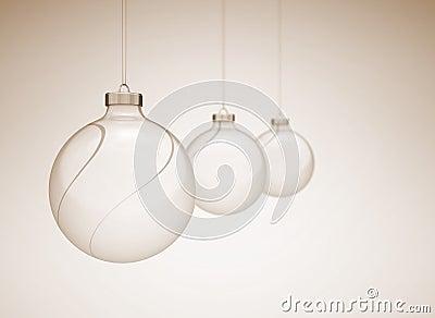 Christmass balls image