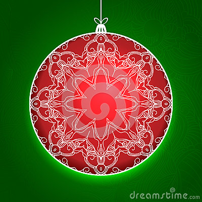 Christmass colors - red and green